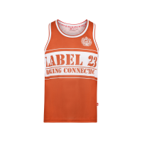 "Label 23 ""BC Sport"" Tanktop hell rot"