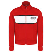 Label23 Trainingsjacke TS 23 rot