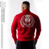 "Label 23 Tracktop ""BCTA"" rot"