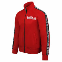 Label 23 Trainingsjacke BC Classic rot