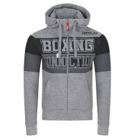 Label23 Jacke Boxing grau