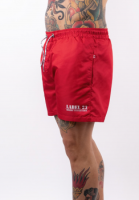 """Label 23 """"BC Classic"""" Shorts rot"""