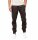 Goodness Industries Herren Cargo Hose OPIE schwarzbraun stretch Pant