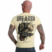 Yakuza Gaucho Far From The Enemy T-Shirt gelb