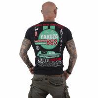 Yakuza Mate Lentamente T-Shirt  schwarz