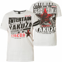 Yakuza Entertain T-Shirt  weiß