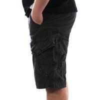 JETLAG Men Shorts Take Off 3 schwarz