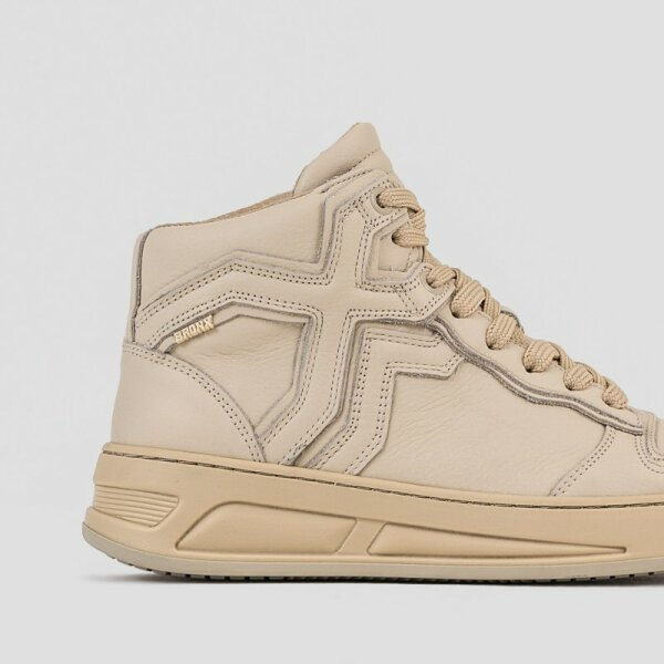 Bronx OLD-COSMO HIGH TOP CAMEL