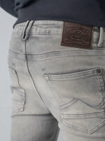 Petrol Ind.Seaham Classic Jeans silver