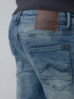 Petrol Ind.Seaham Classic Jeans green shadow