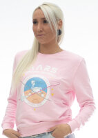 Alpha Industries Damen Pullover Mission to Mars Sweater...