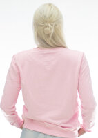 Alpha Industries Damen Pullover Mission to Mars Sweater WMN pink