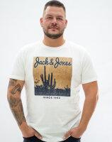 Jack&Jones Jorjati Shirt weiß