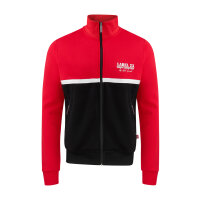 """Label23 Trainingsjacke """"Boxing Connection"""" rot"""